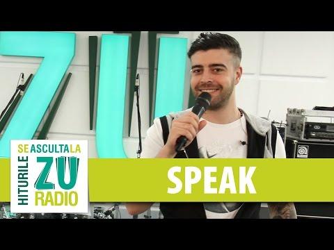 Speak - N-am somn (Live la Radio ZU)