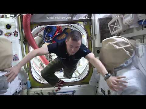 Nasa Astronaut Jack Fischer - Tour of The International Space Station