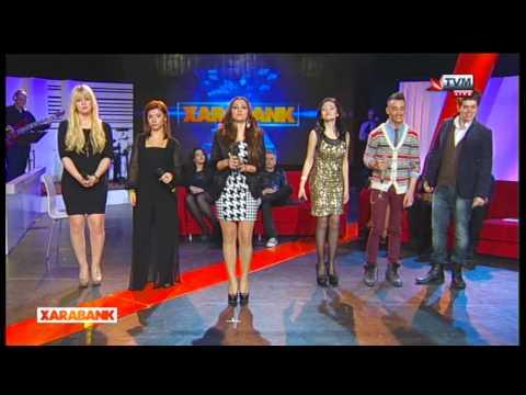 Malta Eurovision Singers 2013 Medleys on Xarabank