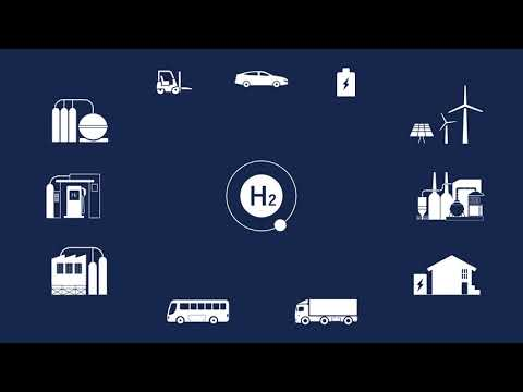 The role of precious metals in hydrogen energy