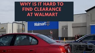 Retail Arbitrage WALMART: Why is it Hard TO FIND CLEARANCE