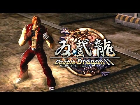 Double Dragon Ii Wander Of The Dragons Xbox 360 Gameplay 720p Youtube