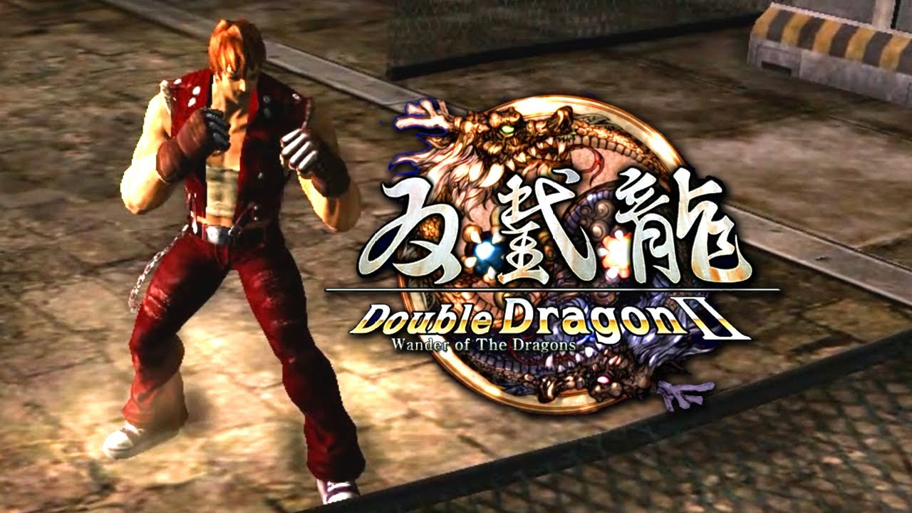 Double Dragon Ii Wander Of The Dragons Xbox 360 Gameplay 720p