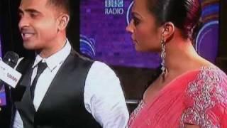 jernade miah - ASIAN MUSIC AWARDS 2011 Jay Sean Alesha Dixon Bobby Friction (MOBO NEXT)