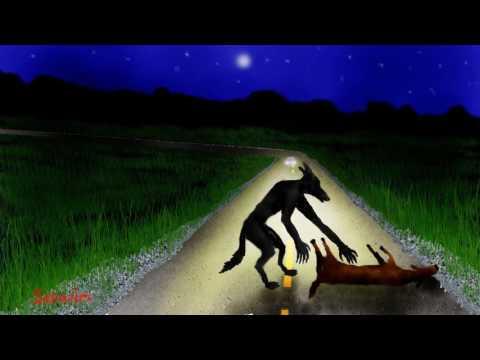 Dogman and Bigfoot in the City; Utah Skinwalker, Native american stories
