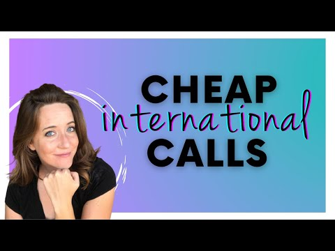Insanely Cheap International Phone Calls | Google Voice Tutorial