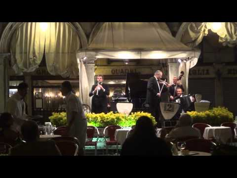 Live Music in Piazza San Marco Venice Italy 1