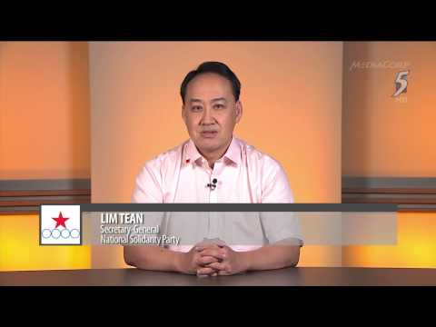 Singapore Votes 2015  Party Political Broadcast 1   03Sep2015