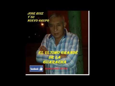 JOSE RUIZ Y SU NUEVO GRUPO CD/ EL ULTIMO GRANDE DE LA GUARACHA