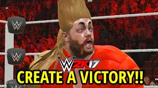 WWE 2K17 - BİR ZAFER OLUŞTUR! (YENİ ÖZELLİK!)
