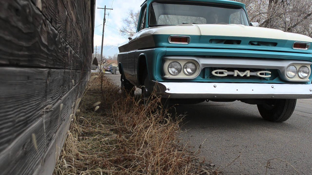 GMC 1966 Pickup Truck for sale pleasant grove utah - YouTube