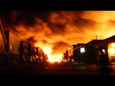 """It looks like the apocalypse"": Lac Megantic audio tapes reveal railway employees' disbelief"