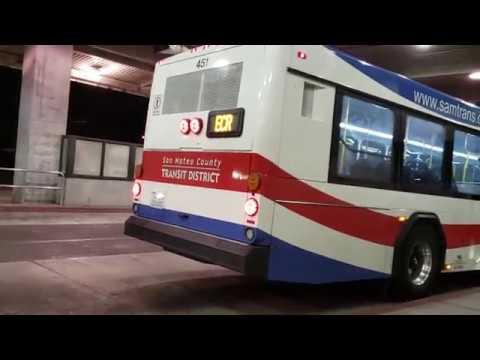 美国这边深夜12 点多的公交车🚌