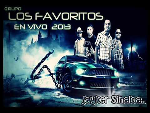 Los Favoritos De Sinaloa - Popurri [En Vivo 2013]