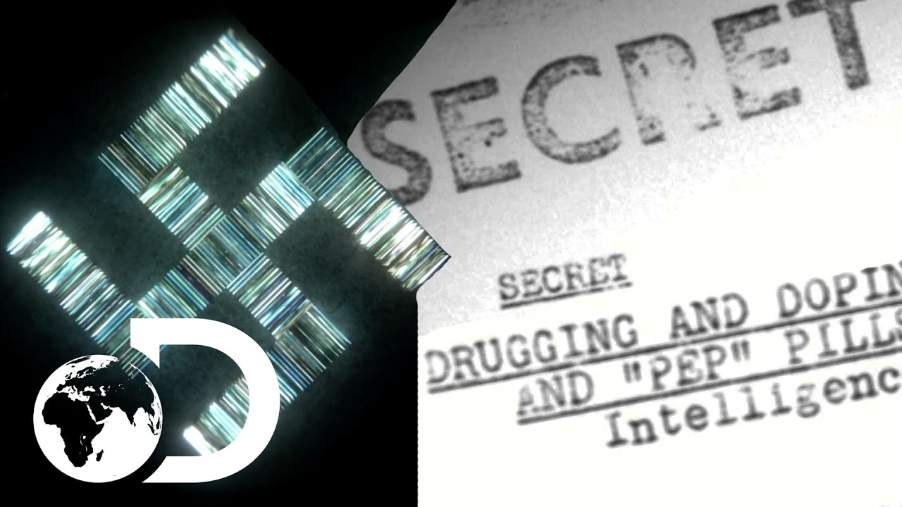 Nazis On Drugs | Nazi Secret Files