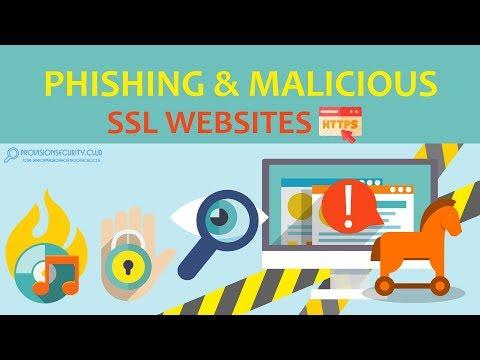 Как отличить опасный сайт от безопасного? Поддельные сайты с SSL-сертификатом и самый лютый фишинг