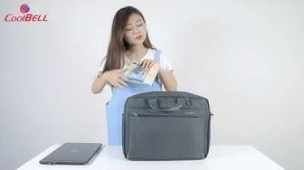 Balo cặp laptop 2in1 CB5501