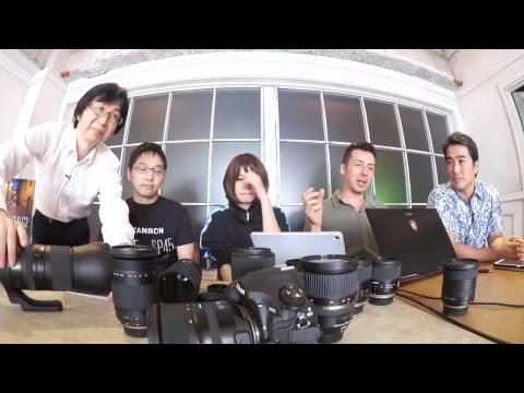 Tamron SP 24-70mm F/2.8 Di VC USD G2が来る!& Nikon D850も来たスペシャル
