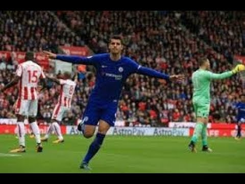 Download Stoke 0-4 Chelsea Highlight & Goals Post Match Interview 23/09/2017