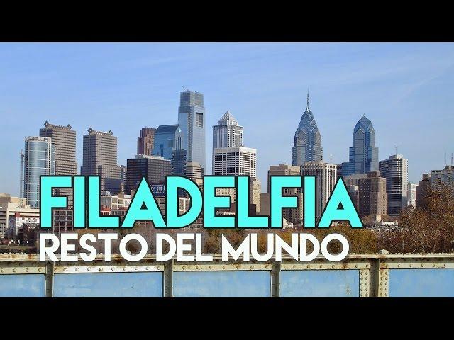 Resto del Mundo - FILADELFIA (Capitulo completo) 11/05/2015