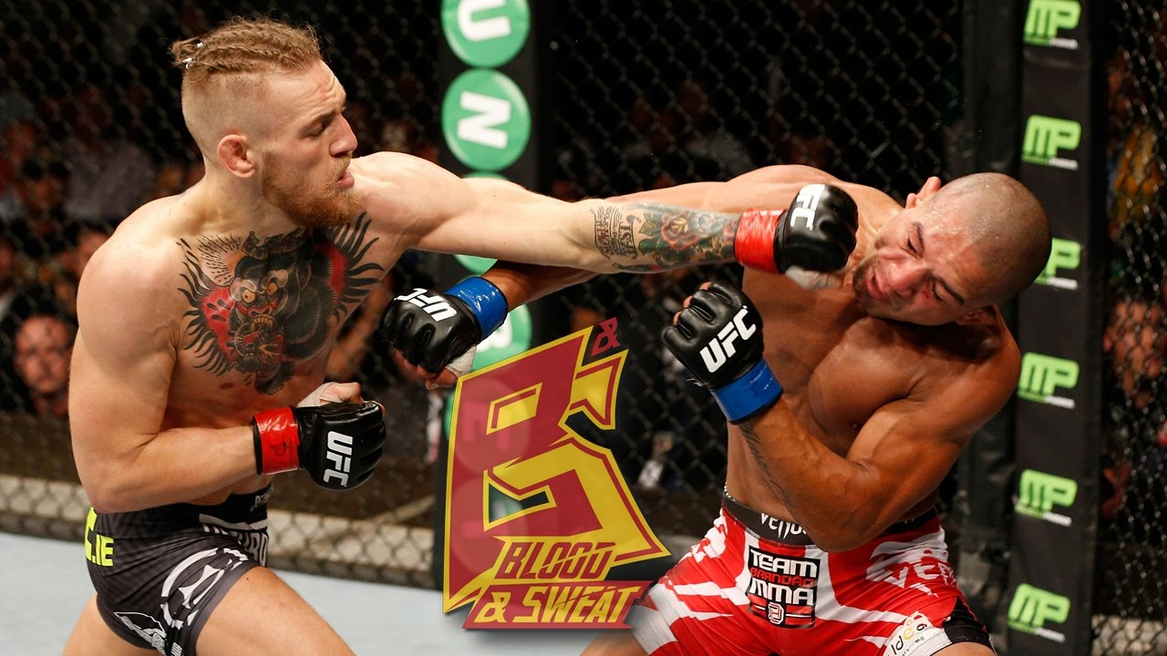 Разбор и наработка ударов чемпиона UFC Конора МакГрегора. Conor McGregor fight style.