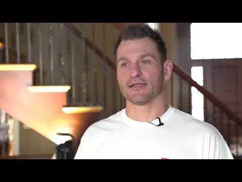 VIDEO: UFC Champ Stipe Miocic Reviews Paint Medics