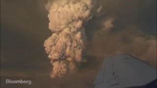 Icelandic Volcano Eruption Signs Put Airlines on Alert
