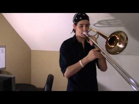 Robin Thicke - Blurred Lines: Trombone Loop