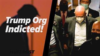 Trump Organization Indicted