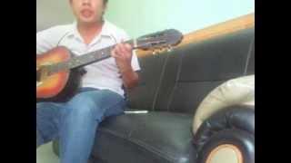 Guitar- Đêm thấy ta là thác đổ( trịnh công sơn )