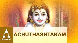 Achyuta Ashtakam - Adi Sankaracarya - Sanskrit Slokas - Songs of Lord Krishna
