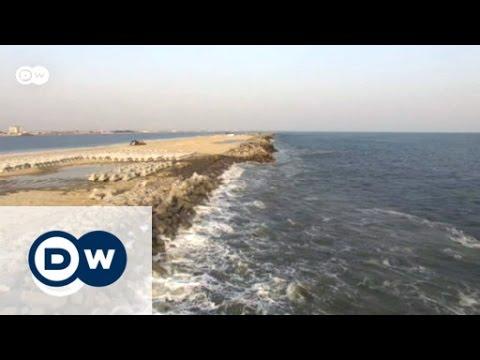 Lagos kämpft gegen das Wasser | Global 3000