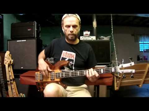 Groove Me - King Floyd (Vernie Robbins) Bass Cover