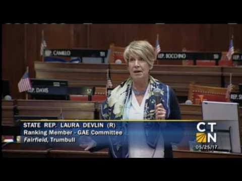 State Rep  Laura Devlin Debates Campaign Finance Reform