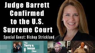 28 Oct 2020 Judge Barrett Confirmed to the Supreme Court
