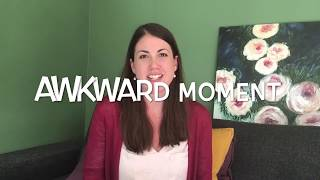 Play with Unique Skills – Develop Social Interaction Skills – Awkward Moment 'Differently'