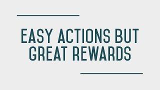 Easy Actions But Great Rewards   Abu Muhammad al-Maghribi