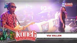KONEG LIQUID feat VIA VALLEN - LAYANG KANGEN [3rd LIVE CONCERT - Liquid Cafe] [Dangdut Koplo]