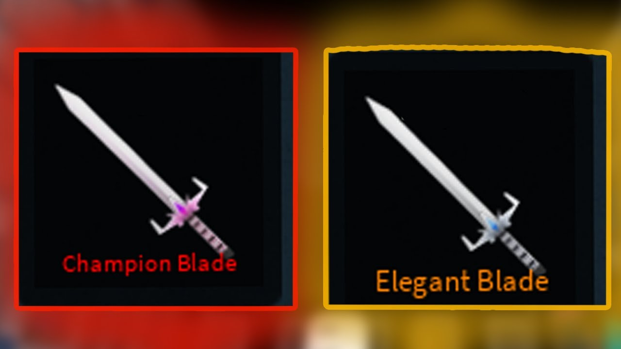 Only 10 People Have These Knives Roblox Assassin - roblox assassin trading for champion blade