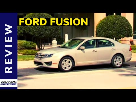 Ford Fusion Review (2010) - AutosForSale