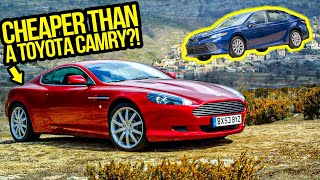 Ten Insanely Cheap Supercars You Can Buy For The Price Of A Toyota Camry