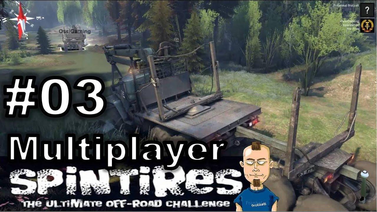 let 39 s play spintires multiplayer 3 endlich holz vor der h tte youtube. Black Bedroom Furniture Sets. Home Design Ideas