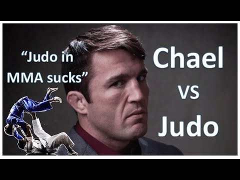 The American Gangster VS Judo - Why Sonnen is wrong