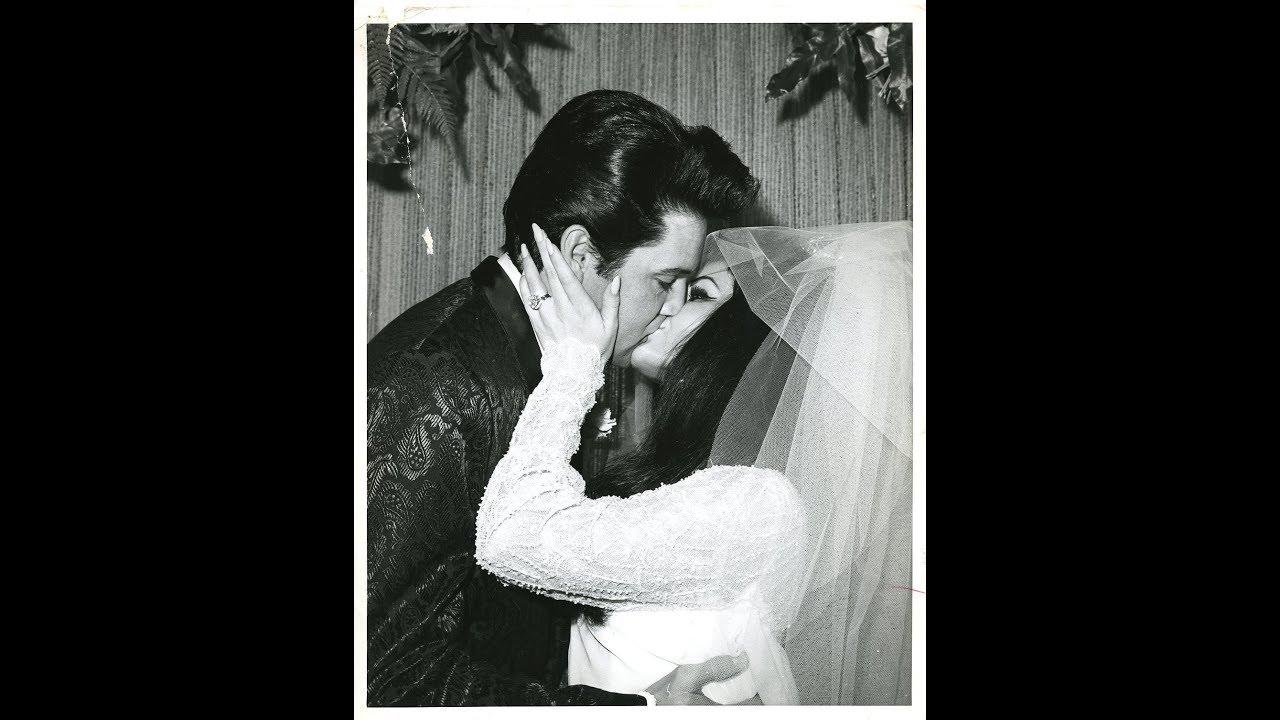 Priscilla Presley And Elvis Many Wedding Rings Photos