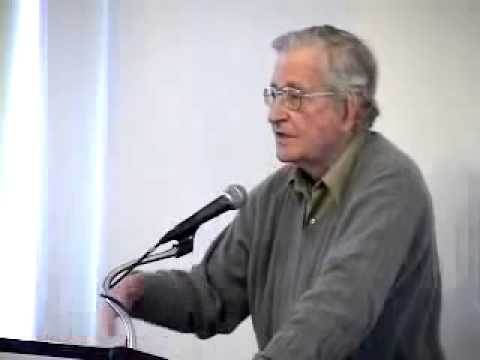 Noam Chomsky  On US Foreign Policy