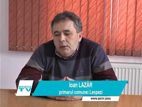 REPORTER TV:  COMUNA LESPEZI BILANȚ LA SFÂRȘIT DE AN