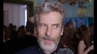 Peter Capaldi on New Showrunner Chris Chibnall