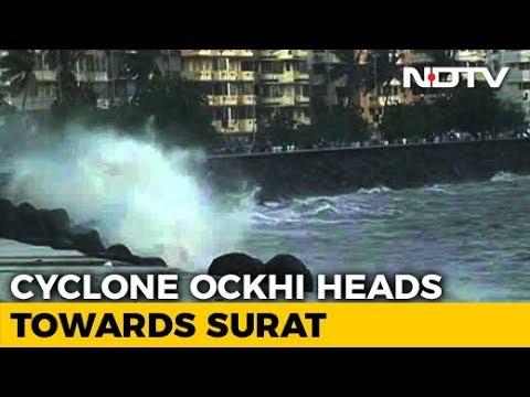 Schools Shut In Mumbai, Parts Of Maharashtra As Cyclone Ockhi Nears