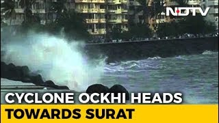 Schools Shut In Mumbai, Parts Of Maharashtra As Cyclone Ockhi Nears