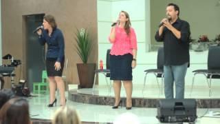 Trio Shabach na IASD Alvorada